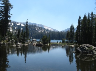 California's finest, Yosemite National Park (10 Lakes)